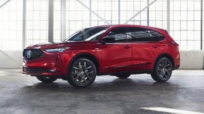 2022 Acura MDX 7