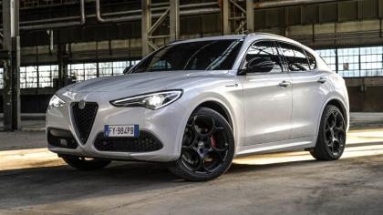 2021 Alfa Romeo Stelvio Veloce Ti 1
