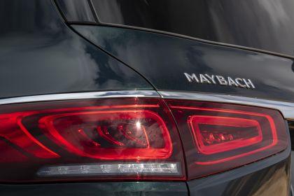 2021 Mercedes-Maybach GLS 600 4Matic 12