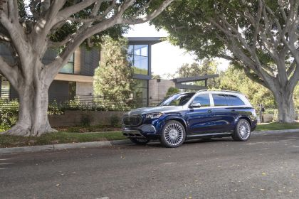 2021 Mercedes-Maybach GLS 600 4Matic 165