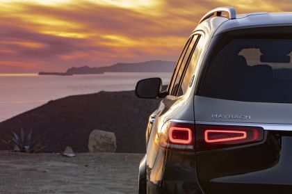 2021 Mercedes-Maybach GLS 600 4Matic 240