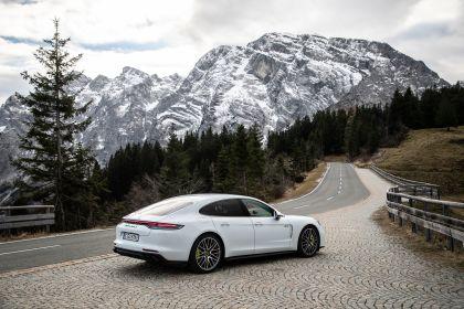 2021 Porsche Panamera Turbo S E-Hybrid 8