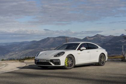 2021 Porsche Panamera Turbo S E-Hybrid 14