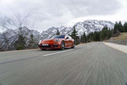 2021 Porsche Panamera 4 E-Hybrid Sport Turismo 9