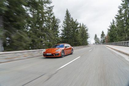 2021 Porsche Panamera 4 E-Hybrid Sport Turismo 11