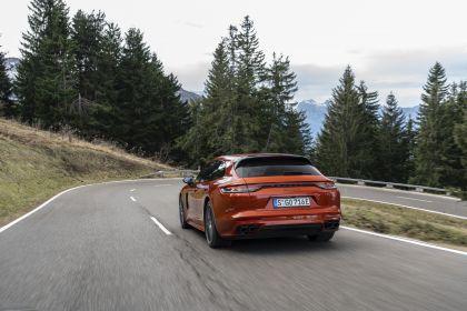 2021 Porsche Panamera 4 E-Hybrid Sport Turismo 16