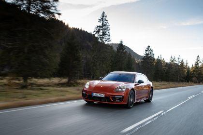 2021 Porsche Panamera 4 E-Hybrid Sport Turismo 24