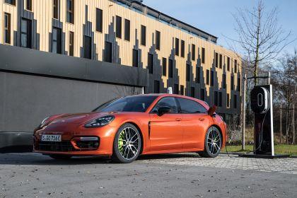 2021 Porsche Panamera 4 E-Hybrid Sport Turismo 28