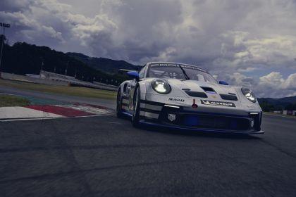 2021 Porsche 911 ( 992 ) GT3 Cup 3