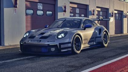 2021 Porsche 911 ( 992 ) GT3 Cup 1