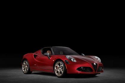 2021 Alfa Romeo 4C Spider 33 Stradale Tributo 1