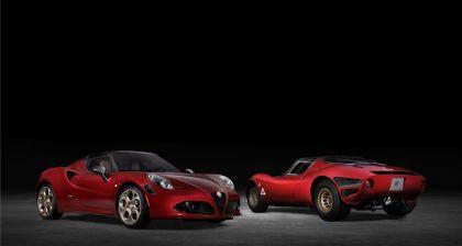 2021 Alfa Romeo 4C Spider 33 Stradale Tributo 13
