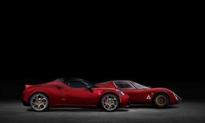 2021 Alfa Romeo 4C Spider 33 Stradale Tributo 15