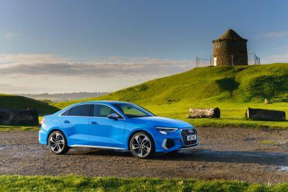 2021 Audi S3 sedan - UK version 1