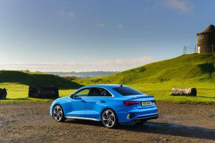 2021 Audi S3 sedan - UK version 4