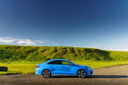 2021 Audi S3 sedan - UK version 5