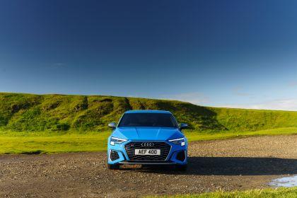 2021 Audi S3 sedan - UK version 6