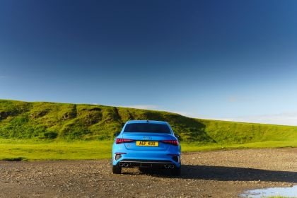 2021 Audi S3 sedan - UK version 7