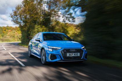 2021 Audi S3 sedan - UK version 8