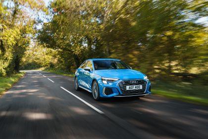 2021 Audi S3 sedan - UK version 10