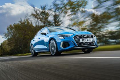 2021 Audi S3 sedan - UK version 13