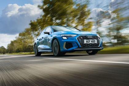 2021 Audi S3 sedan - UK version 14