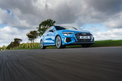 2021 Audi S3 sedan - UK version 16