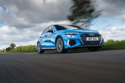 2021 Audi S3 sedan - UK version 17
