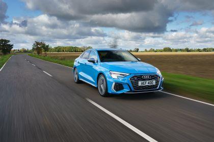 2021 Audi S3 sedan - UK version 18