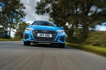 2021 Audi S3 sedan - UK version 19