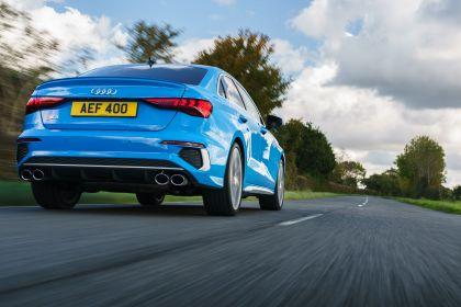 2021 Audi S3 sedan - UK version 21