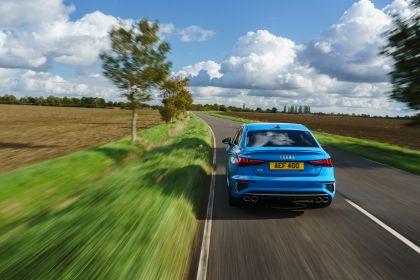 2021 Audi S3 sedan - UK version 22