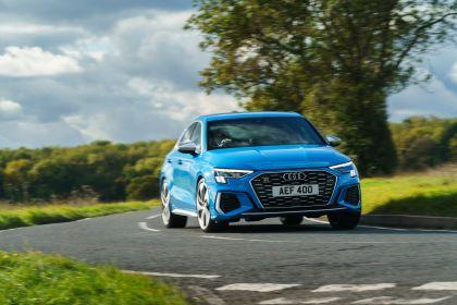 2021 Audi S3 sedan - UK version 24