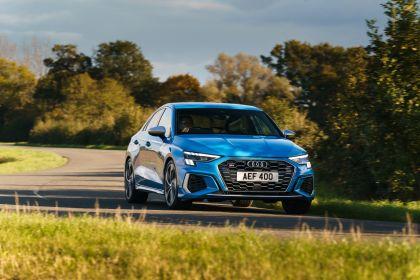 2021 Audi S3 sedan - UK version 26