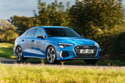 2021 Audi S3 sedan - UK version 27