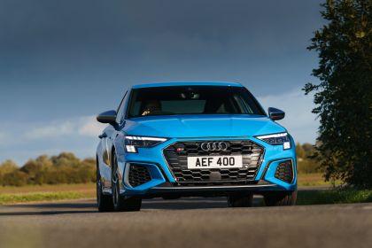2021 Audi S3 sedan - UK version 28