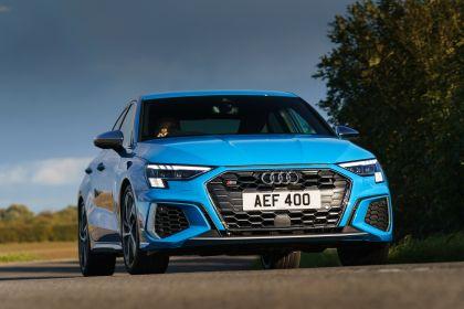 2021 Audi S3 sedan - UK version 29