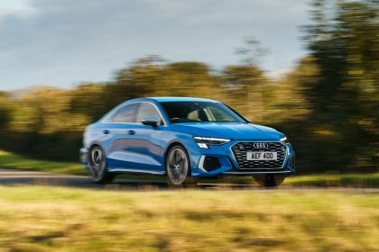 2021 Audi S3 sedan - UK version 30
