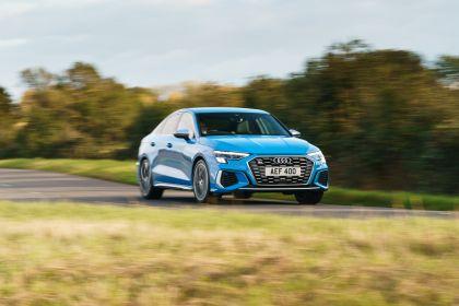2021 Audi S3 sedan - UK version 31