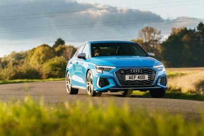 2021 Audi S3 sedan - UK version 32