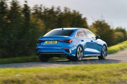 2021 Audi S3 sedan - UK version 35