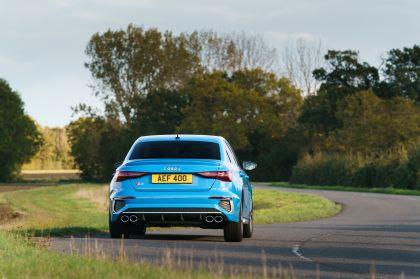 2021 Audi S3 sedan - UK version 36