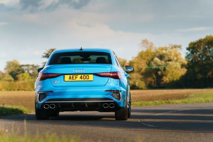 2021 Audi S3 sedan - UK version 37
