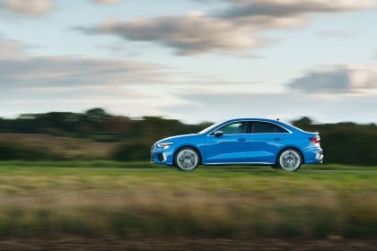 2021 Audi S3 sedan - UK version 39