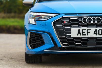 2021 Audi S3 sedan - UK version 42