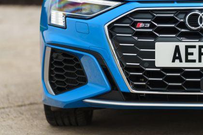 2021 Audi S3 sedan - UK version 43