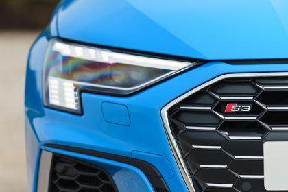2021 Audi S3 sedan - UK version 44