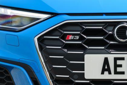 2021 Audi S3 sedan - UK version 45