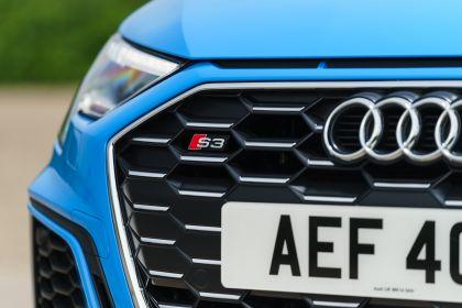 2021 Audi S3 sedan - UK version 46