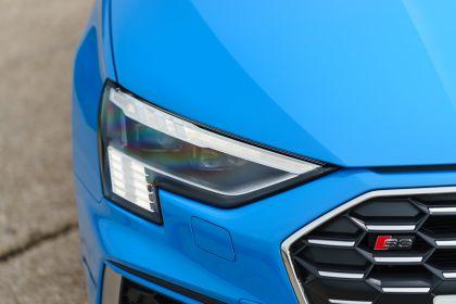 2021 Audi S3 sedan - UK version 47